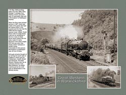 Great Western in Warwickshire
